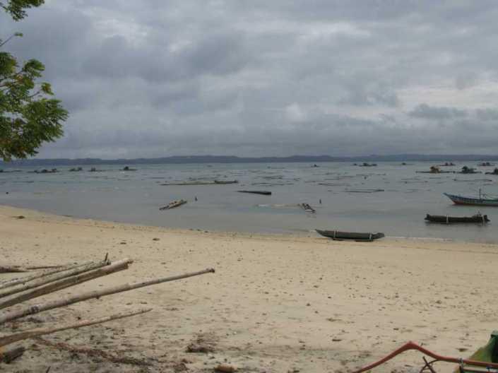 Ekas, Lombok